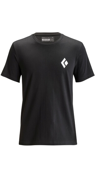 Black Diamond M's Equipment For Alpinist S/S Tee Black